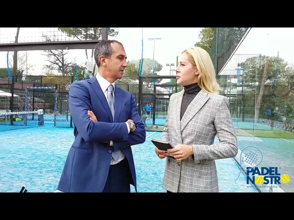 Silvia Sequi Padelnostro Gianfranco Nirdaci