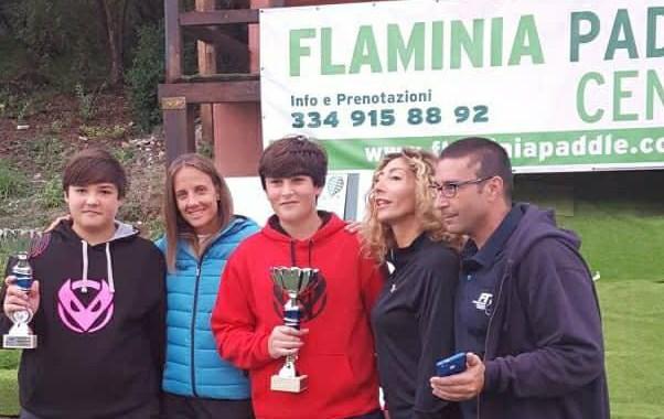 vincitori under 16 campionato regionale lazio under padelnostro