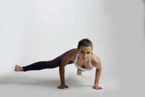 Simona Abenavoli Yoga PadelNostro Padel Sport