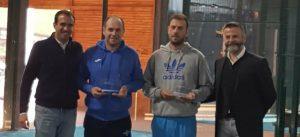 vincitori III categoria master slam padel padelnostro