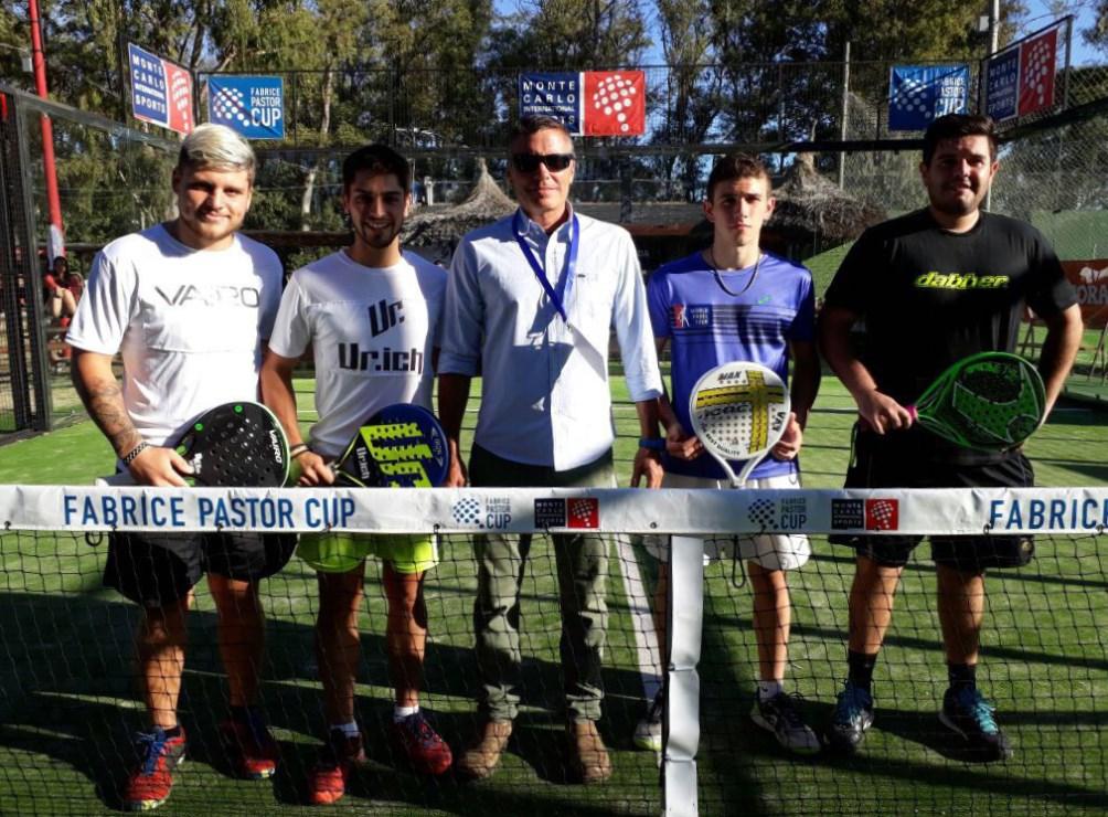 finalisti paraguay fabrice pastor cup padel padelnostro