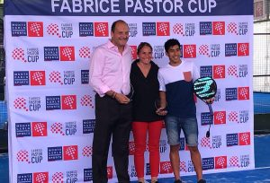 fabrice pastor cup, padel, padelnostro