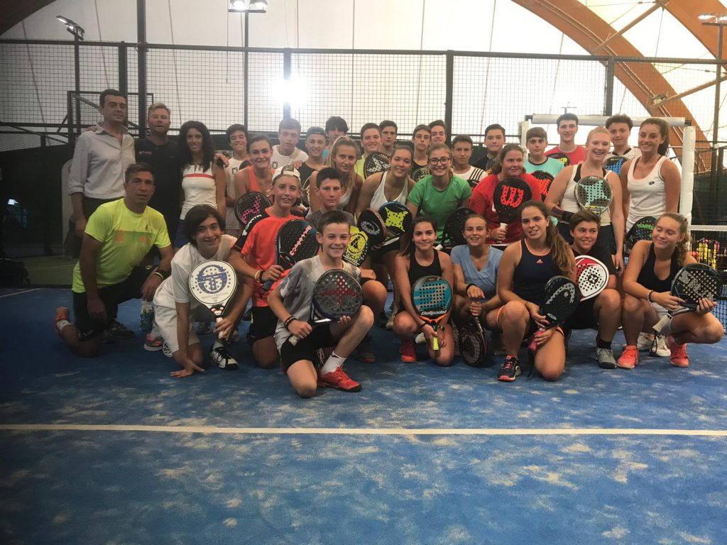mondiali juniores, padel, under