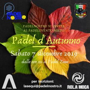 Padel, PadelEvento