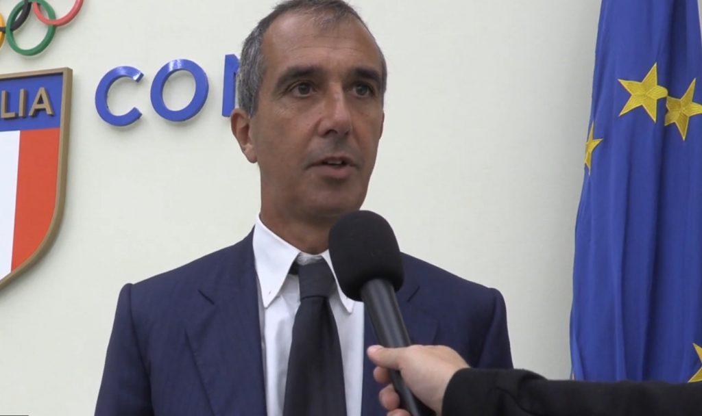 gianfranco nirdaci, comitato padel
