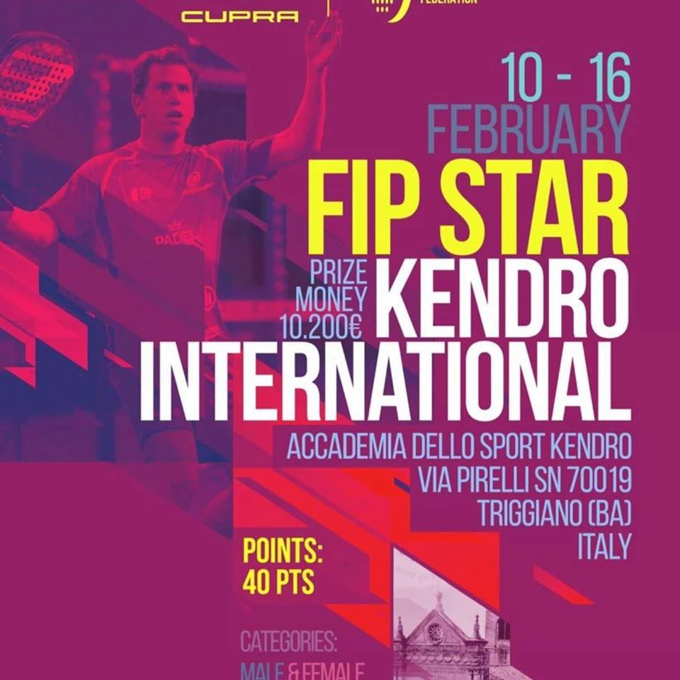 FIP STAR KENDRO