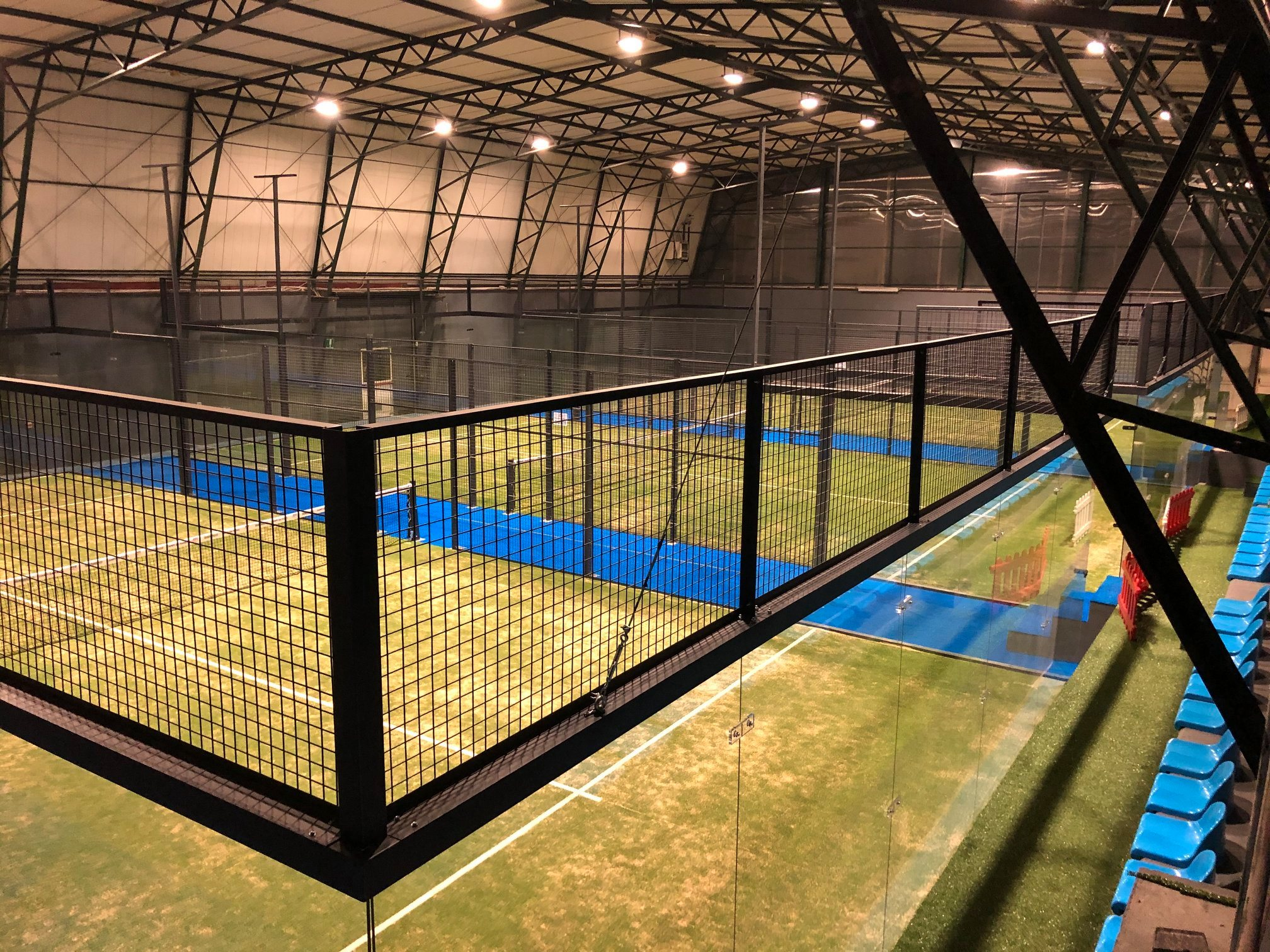green house padel