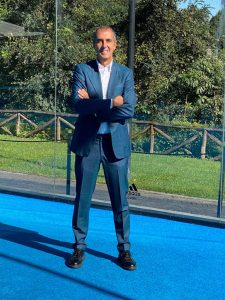 gianfranco nirdaci, fit padel