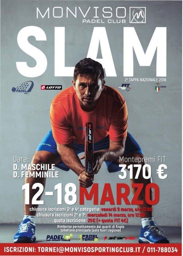 Padel Slam Torino padelnostro