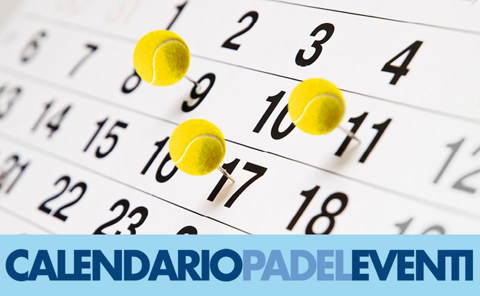 padeleventi calendario