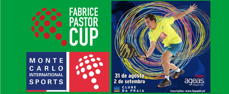 fabrice pastor cup, portogallo, padel, padelnostro