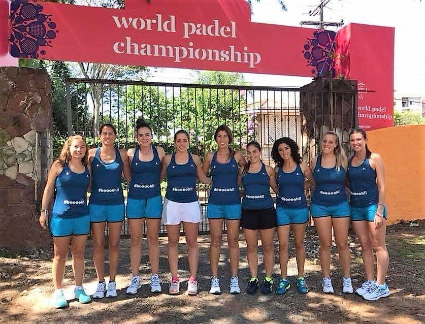 donne padel paraguay mondiali