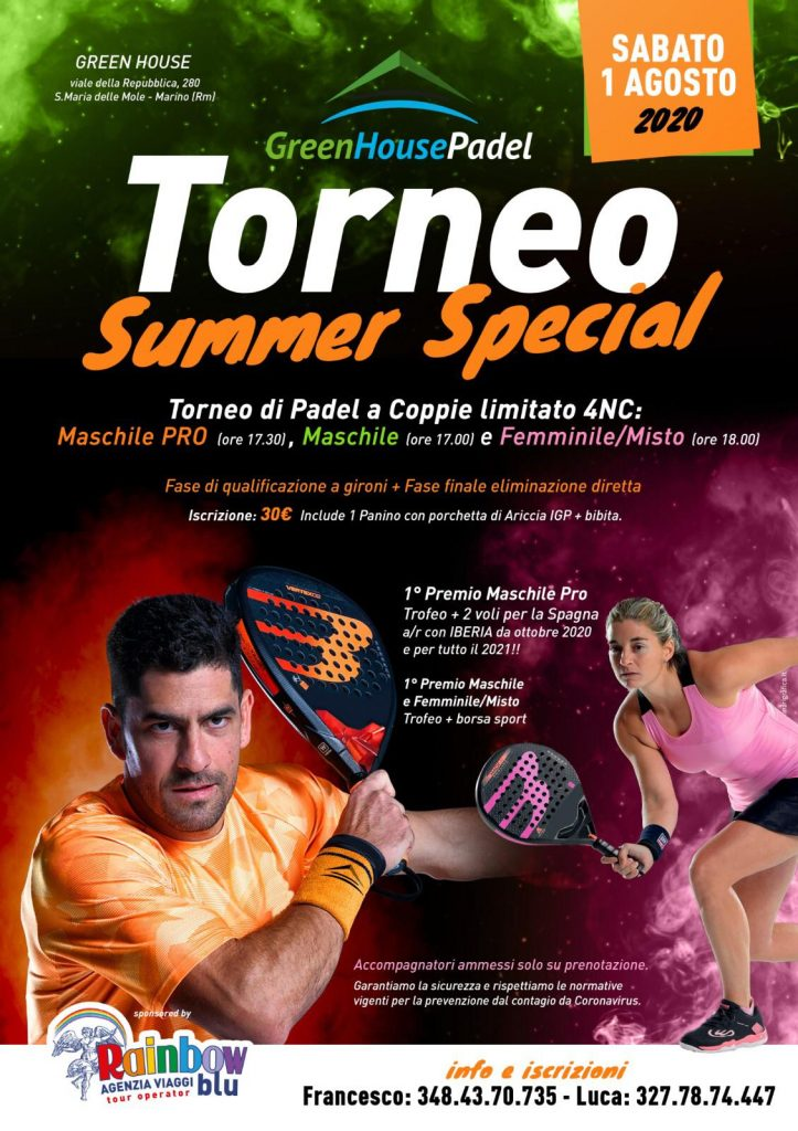 Torneo Summer Special